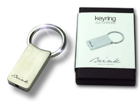 Brink Designer Bar Key Ring Bottle Opener